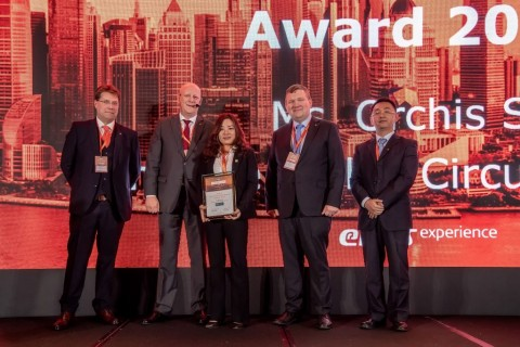 Supplier of the Year_Orchis Shi